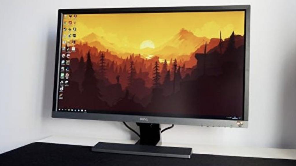 BenQ EL2870U 28 inch 4K HDR Gaming Monitor